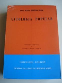 Ver os detalles de:  Antología Popular. Selección y Prólogo de Eduardo Blanco-Amor