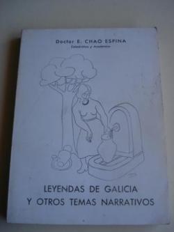Ver os detalles de:  Leyendas de Galicia y otros temas narrativos
