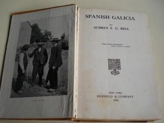 Spanish Galicia (Texto en inglés) - Ver os detalles do produto