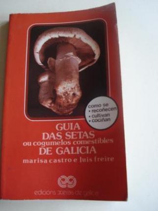 Guía das setas ou cogumelos comestibles de Galicia - Ver os detalles do produto