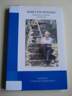 Ver os detalles de:  José Luis Pensado. Philologus et Magister. In Memorian