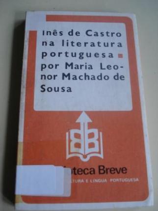 Inês de Castro na literatura portuguesa - Ver os detalles do produto