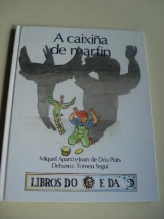A caixiña de marfín (Tradución ao galego de Xoán Rivas Cid) - Ver os detalles do produto