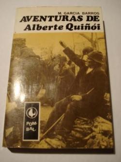 Ver os detalles de:  Aventuras de Alberte Quiñói