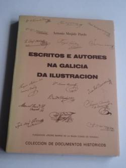 Ver os detalles de:  Escritos e autores na Galicia da Ilustración