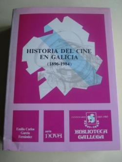 Ver os detalles de:  Historia del cine en Galicia (1896-1984)