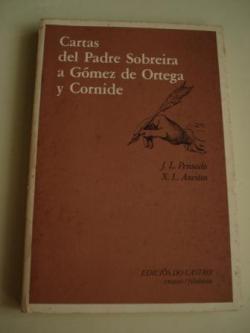 Ver os detalles de:  Cartas del Padre Sobreira a Gómez de Ortega y Cornide