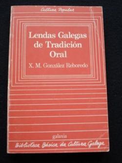 Ver os detalles de:  Lendas Galegas de Tradición Oral