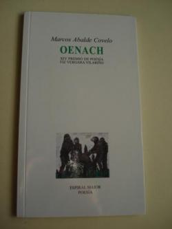 Ver os detalles de:  Oenach. XIV Premio de Poesía Fiz Vergara Vilariño