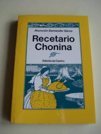 Recetario Chonina (en español) - Ver os detalles do produto