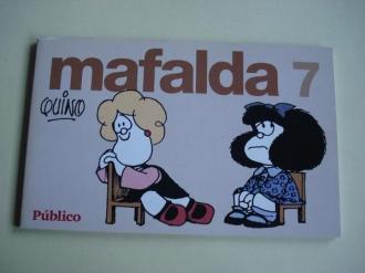 MAFALDA 7 - Ver os detalles do produto