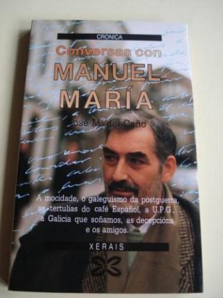 Conversas con Manuel María - Ver os detalles do produto