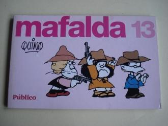 MAFALDA 13 - Ver os detalles do produto