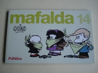 MAFALDA 14 - Ver os detalles do produto