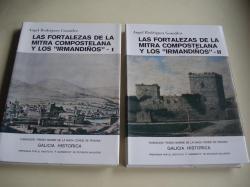 Ver os detalles de:  Las fortalezas de la Mitra Compostelana y los Irmandiños. 2 tomos