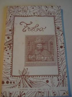 Ver os detalles de:  TREBO (Textos en español). Instituto de Bachillerato Las lagunas. Nº 4 - Abril, 1985