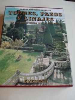 Ver os detalles de:  Torres, pazos y linajes de la provincia de La Coruña