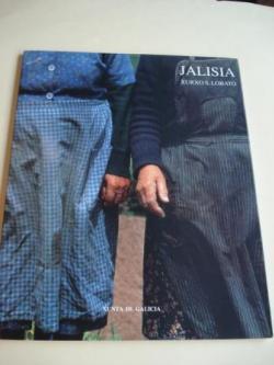 Ver os detalles de:  JALISIA Catálogo Exposición Casa da Parra, Santiago de Compostela,1993