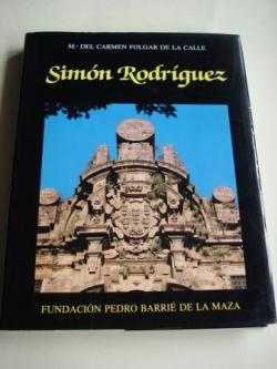 Ver os detalles de:  SIMÓN RODRÍGUEZ
