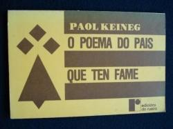 Ver os detalles de:  O poema do país que ten fame