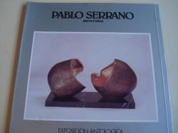Ver os detalles de:  PABLO SERRANO. ESCULTURAS. Exposición Antológica. Catalogo, Centro Cultural Caixavigo, Vigo, 1991