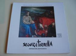 Ver os detalles de:  SEGURA TORRELLA. EXPOSICIÓN ANTOLÓGICA. Grandes artistas gallegos, nº 20. Catálogo. Sala de Exposiciones del Centro cultural Caixavigo. Vigo, 1990