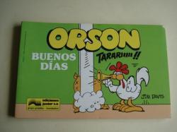 Ver os detalles de:  Orson Buenos días ( nº 4)