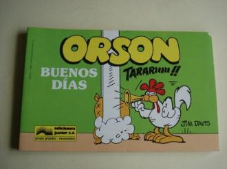 Orson Buenos días ( nº 4) - Ver os detalles do produto