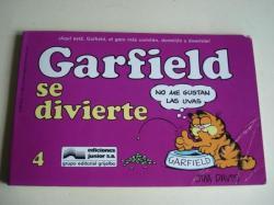 Ver os detalles de:  Garfield se divierte (Nº 4)