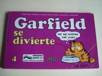 Garfield se divierte (Nº 4) - Ver os detalles do produto