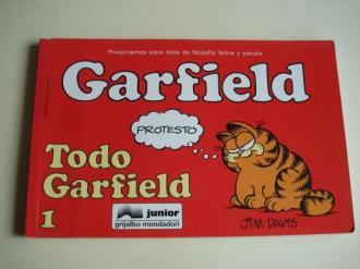 Garfield - Todo Garfield (Nº 1) - Ver os detalles do produto