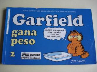 Garfield gana peso (Nº 2) - Ver os detalles do produto